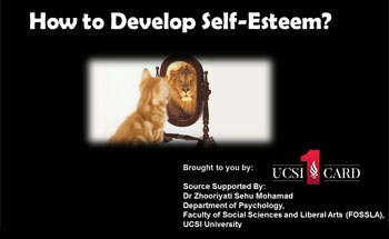 How to Develop Self-Esteem?